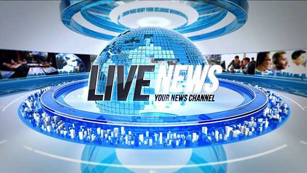 24 Broadcast News Complete TV Package (News) After Effects Templates