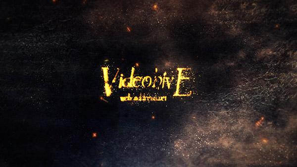 Legendary 3D Logo Reveal - 12