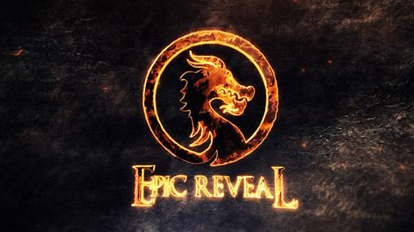 Legendary 3D Logo Reveal - 14