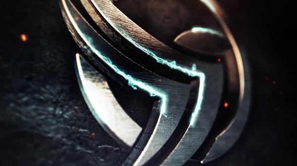 Legendary 3D Logo Reveal - 5